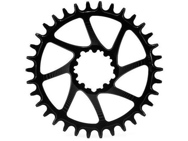 Garbaruk Chainring Round for SRAM GXP Boost, zwart